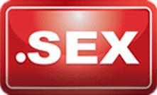 Erotik / voksent indhold domain names - .sex