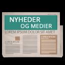 Registrere domænenavne Nyheder og medier